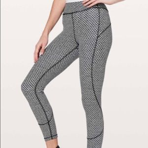 Lululemon in movement 7/8 tight everlux 25